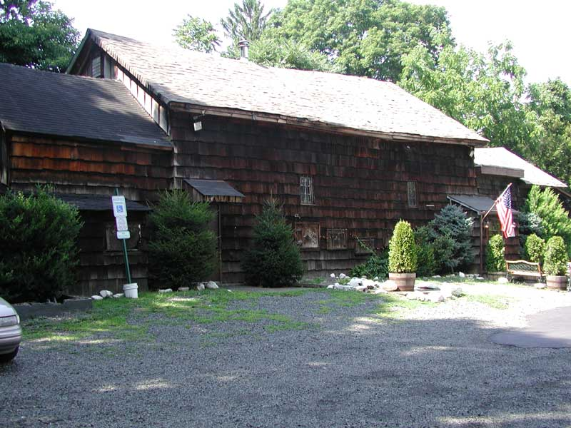 The Barn Wyckoff: The Barn In Wyckoff History